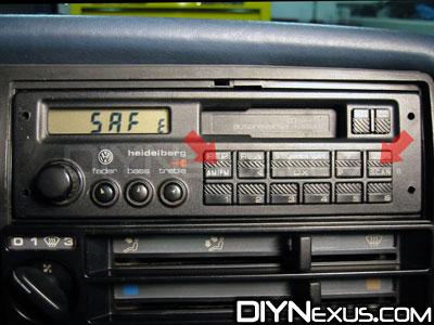 MK2 radio