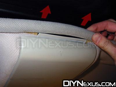 MK3 sunroof trim
