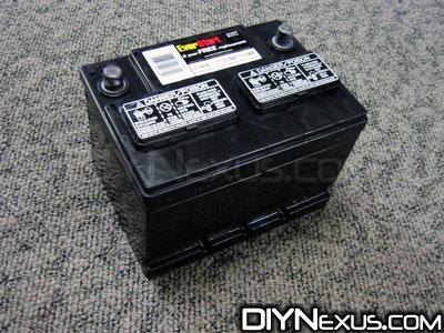 Size 42 battery